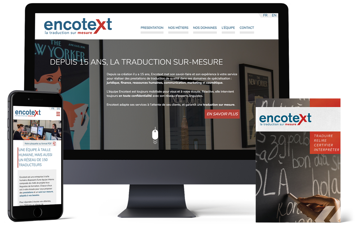 Encotext-Site-supports Print
